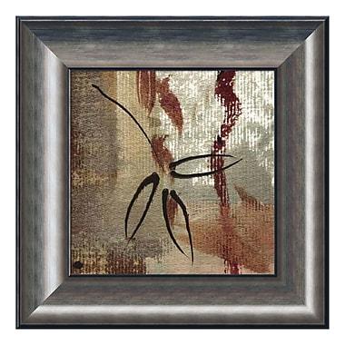 Amanti Art Framed Art Print 'Leaf Gesture I' by John Butler, 18