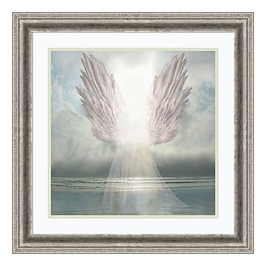 Amanti Art Framed Art Print 'I Am Guided (Angel)' by David M (Maclean), 23