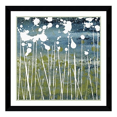 Amanti Art Framed Art Print 'Midnight Blue' by Liz Nichtberger, 35