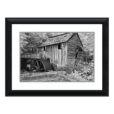 Amanti Art Framed Art Print 'Cable Mill Cades Cove' by Winthrope Hiers, 34