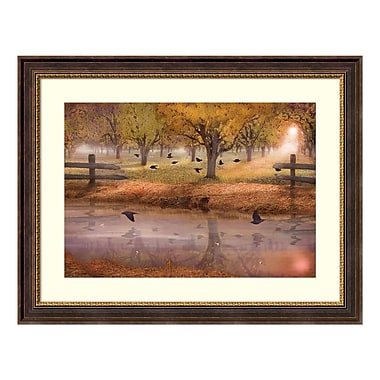 Amanti Art Framed Art Print 'Remembering Everlasting Peace' by David M (Maclean), 41