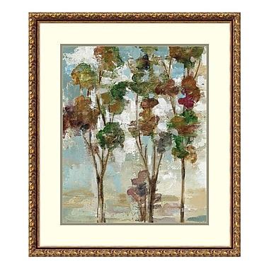 Amanti Art Framed Art Print 'Serene Forest II' by Silvia Vassileva, 26