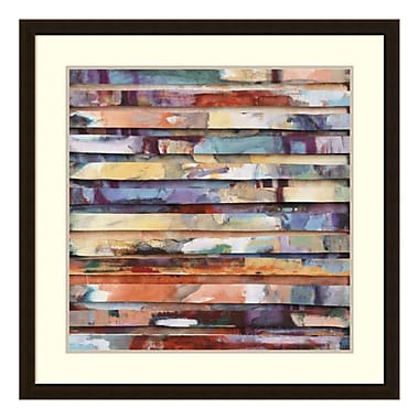 Amanti Art Framed Art Print 'Bound IV' by Don Wunderlee, 32