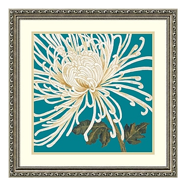 Amanti Art Framed Art Print 'Mum's The Word II (Floral)' by Lily Nicole, 23