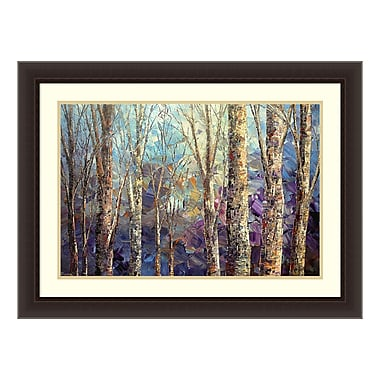 Amanti Art Framed Art Print 'Elven Kingdom (Forest)' by Tatiana Iliina, 32
