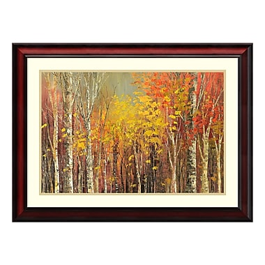Amanti Art Framed Art Print 'Tangled Colours (Forest)' by Tatiana Iliina, 31
