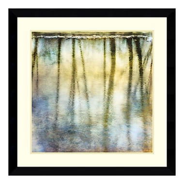 Amanti Art Framed Art Print 'Sunset Ripple 2' by Dianne Poinski, 33