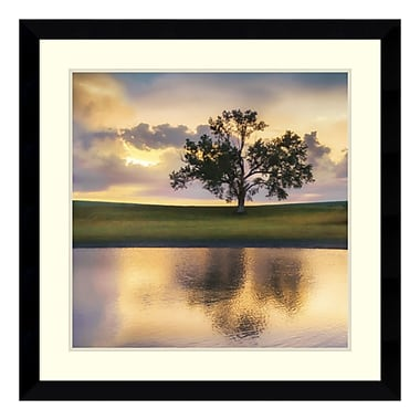 Amanti Art Framed Art Print 'Summer Evening' by Ford Smith, 33