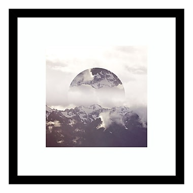 Amanti Art Framed Art Print 'Reflected Landscape IV' by Laura Marshall, 17
