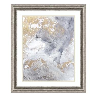 Amanti Art Framed Art Print 'Gold Fusion II' by Julia Contacessi, 23