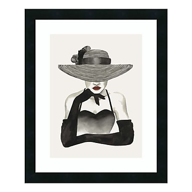Amanti Art Framed Art Print 'In Vogue II' by Grace Popp, 18