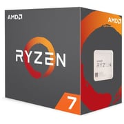 AMD Ryzen 7 1800X Octa-Core Processor, 16-Thread, AM4 Socket, 3.6 GHz, 95W (YD180XBCAEWOF)