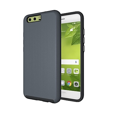 Axessorize PROTech Cell Phone Case for Huawei P10, Army Grey (HUAR1203)