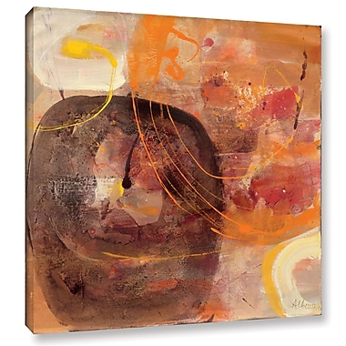 Varick Gallery 'All Shook Up I' By Albena Hristova Painting Print on Wrapped Canvas