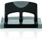 Swingline® Smarttouch™ Low Force 3-Hole Punch, 45 Sheets, Black
