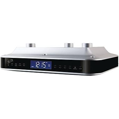 iLive – Radio numérique Bluetooth sous les armoires (ILEIKB333S)