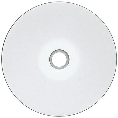 Verbatim – DVD-R 16x imprimable par jet d'encre VX de 4,7 Go ou 120 min (VTM97283)