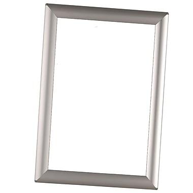 J&J (LOPT1117S) OPTI Frame, 11x17, Silver, 5/Pack | Staples