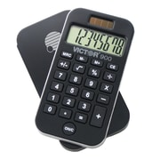 Victor 900 8-Digit Pocket Calculator, 10 Pack