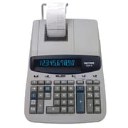 Victor 1530-6 10 Digit Heavy Duty Printing Calculator