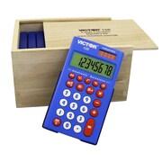 Victor 108Tk Teacher's Kit 10 Pack of Calculators