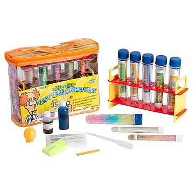 Be Amazing Toys Test Tube Adventures Science Kit