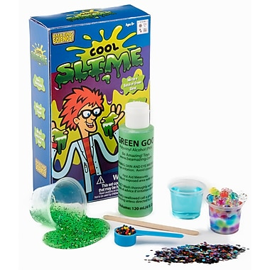 Be Amazing Toys Cool Slime Science Kit