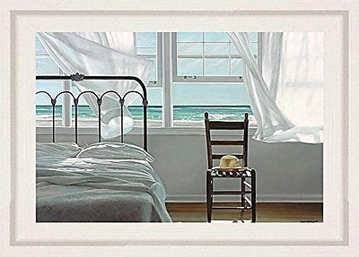 Highland Dunes 'The Dream of Water' Framed Graphic Art Print Poster