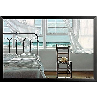 Highland Dunes 'The Dream of Water' Rectangle Framed Graphic Art Print Poster