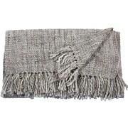Highland Dunes Larisa Blanket; Gray