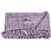 Highland Dunes Larisa Blanket; Lavender