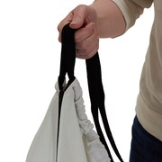 Rebrilliant Hanging Hamper Laundry Bag w/ Trim