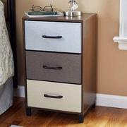 Rebrilliant Storage Stand 3 Drawer Accent Chest