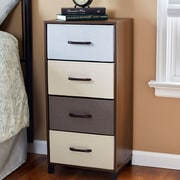 Rebrilliant Storage Stand 4 Drawer Accent Chest
