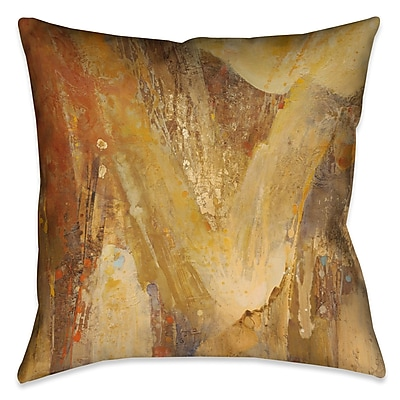 Union Rustic Magdalene Square Outdoor Throw Pillow; 18'' x 18''