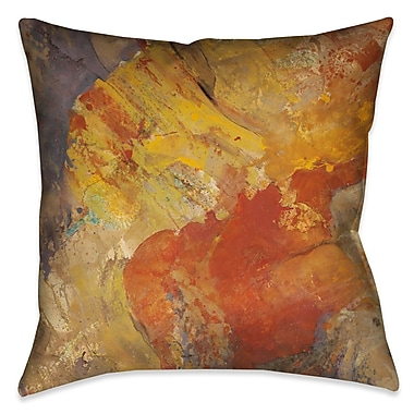 Union Rustic Magdalene Outdoor Throw Pillow; 18'' x 18''