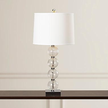 Willa Arlo Interiors Beal 30'' Table Lamp; White