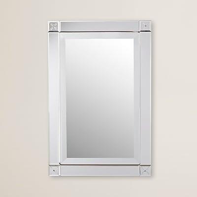 Willa Arlo Interiors Contemporary Rectangle Wall Mirror