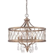 Willa Arlo Interiors Cece 5-Light Drum Chandelier