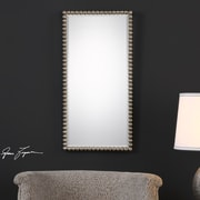Willa Arlo Interiors Rectangle Beveled Glass Wall Mirror