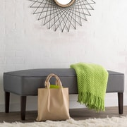 Willa Arlo Interiors Broadridge Upholstered Entryway Bench