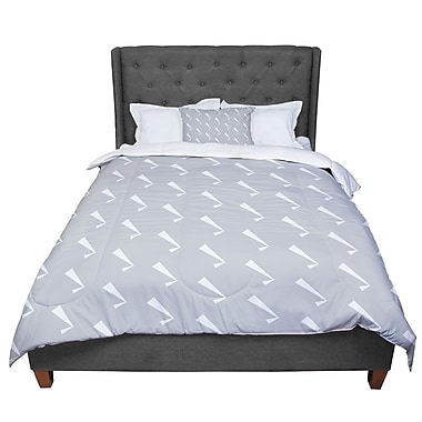 East Urban Home Check You Out Comforter; King