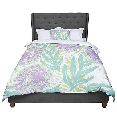 East Urban Home Chickaprint Varen Comforter; Twin
