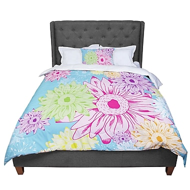 East Urban Home Laura Escalante Summer Time Comforter; Twin