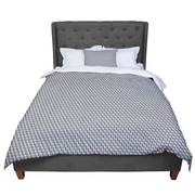 East Urban Home Petit Griffin Mountain Peak Comforter; King by