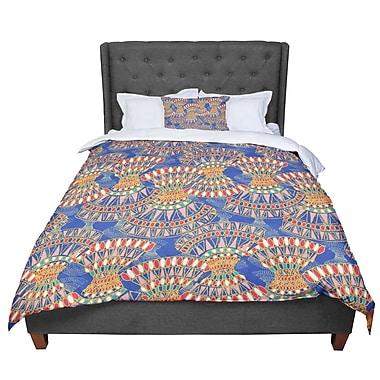 East Urban Home Miranda Mol Energy Abstract Comforter; King