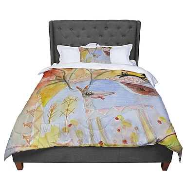 East Urban Home Marianna Tankelevich Promise of Magic Comforter; Twin