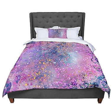 East Urban Home Marianna Tankelevich Universe Comforter; Queen
