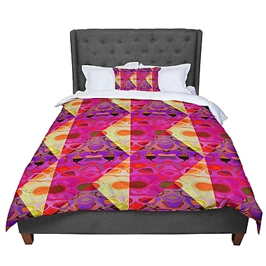 East Urban Home Nina May Allicamohot Comforter; Twin