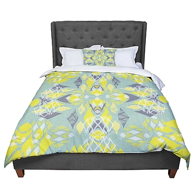 East Urban Home Miranda Mol Joyful Comforter; Twin